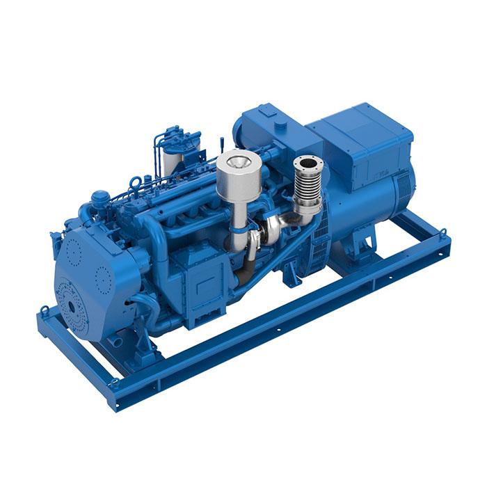 Baudouin 6W105S Marine Generator Set