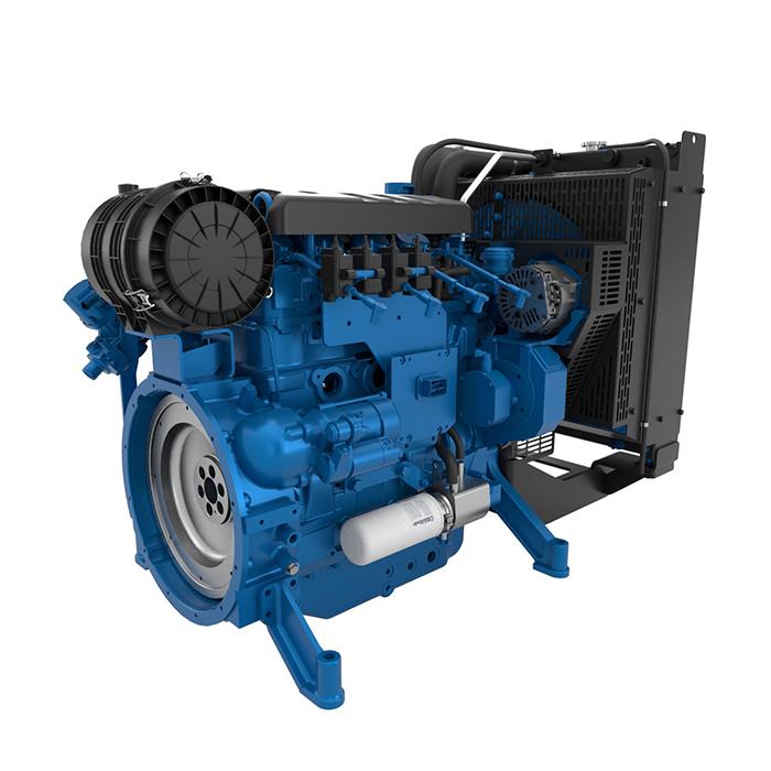 Baudouin 4M11 Gas Engine