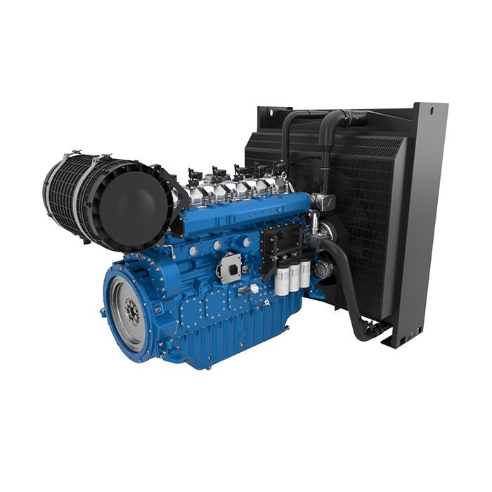 Baudouin 6M33 Gas Engine