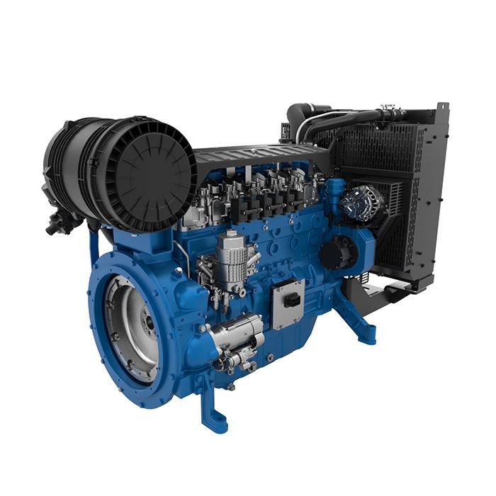 Baudouin 6M11 Gas Engine