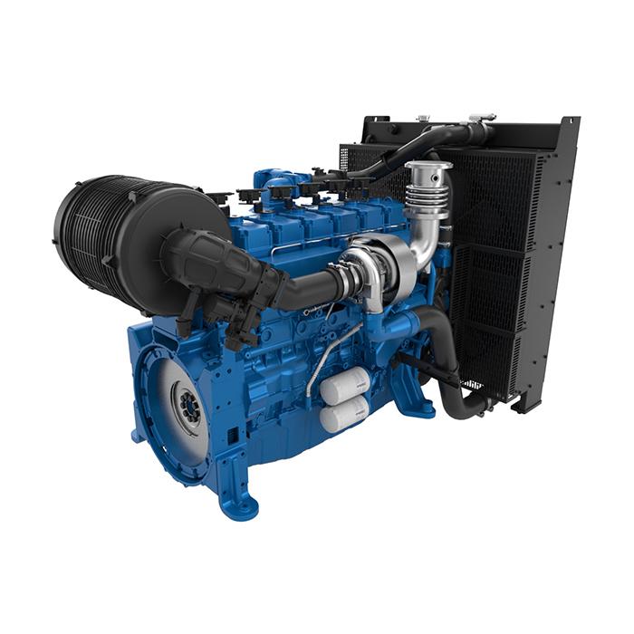 Baudouin 6M21 Gas Engine